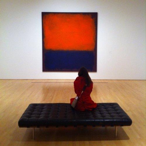 contemplacion Rothko