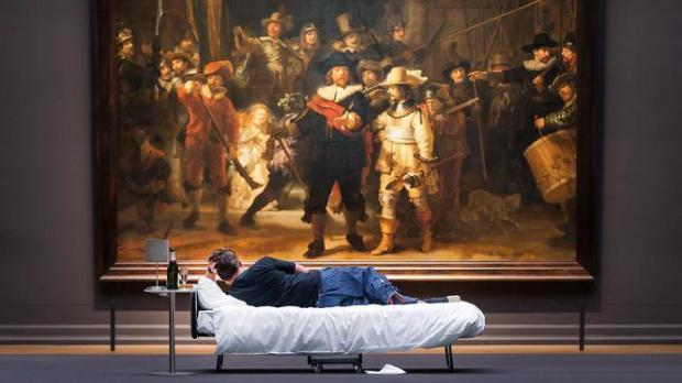 Rijksmuseum Tien Miljoenste Bezoeker