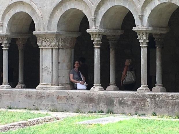claustro gerona