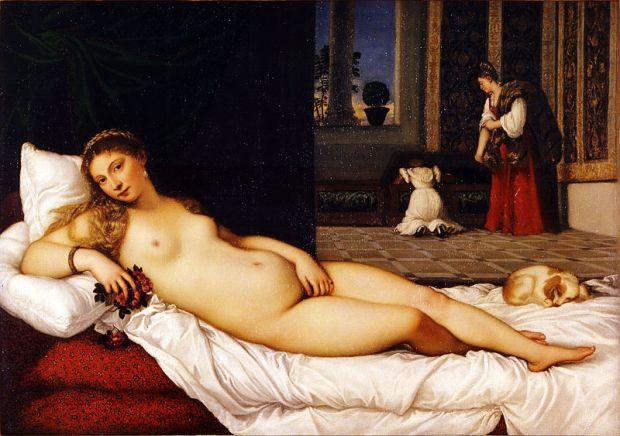 Venus Tiziano