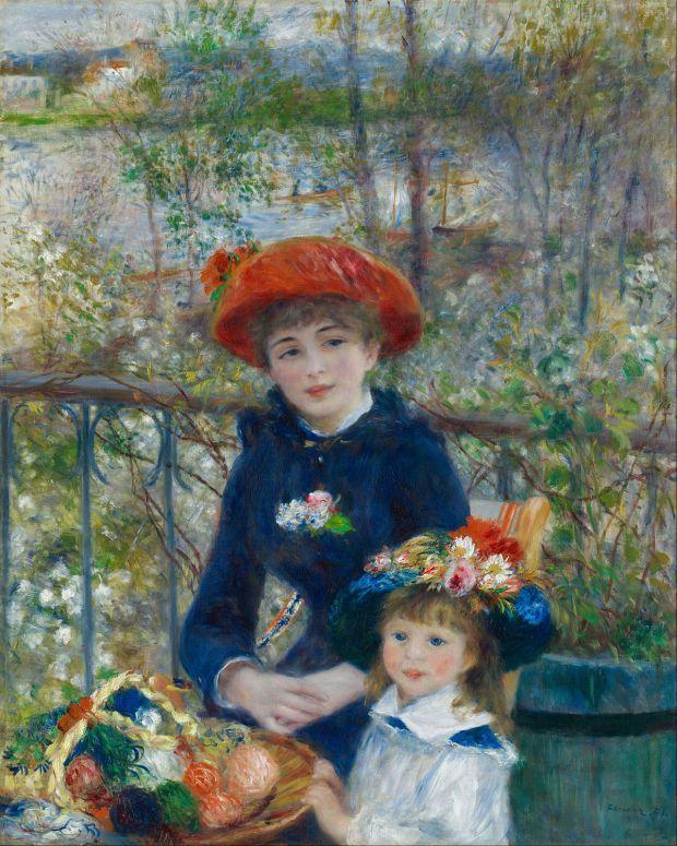 Dos hermanas Renoir